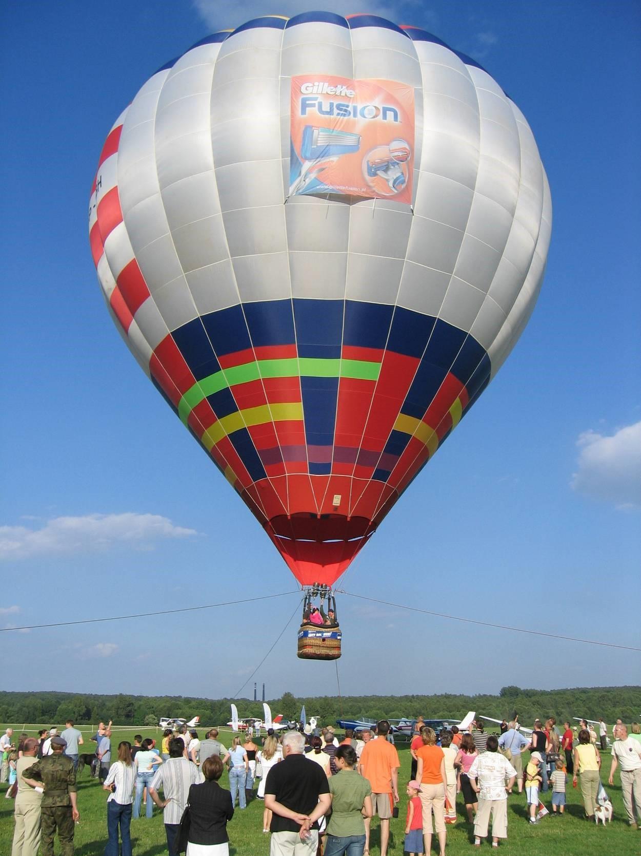 Balony Reklamowe I Reklama Na Balonie O Niebo Lepiej