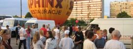 Balon SPHINX na festiwalu w Koninie