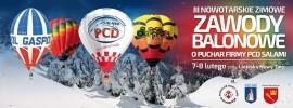 Zawody balonowe w Nowym Targu